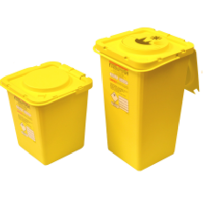 SafeBOX Naaldencontainer SafeBOX SUPERIOR