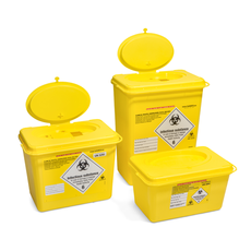 SafeBOX Naaldencontainer SafeBOX PRIME