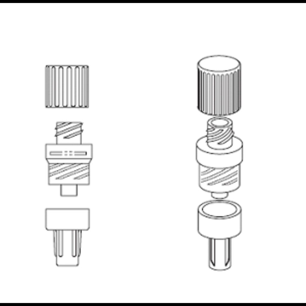 Arcomed Valve anti-reflux, valve unidirectionnelle/ 200pc