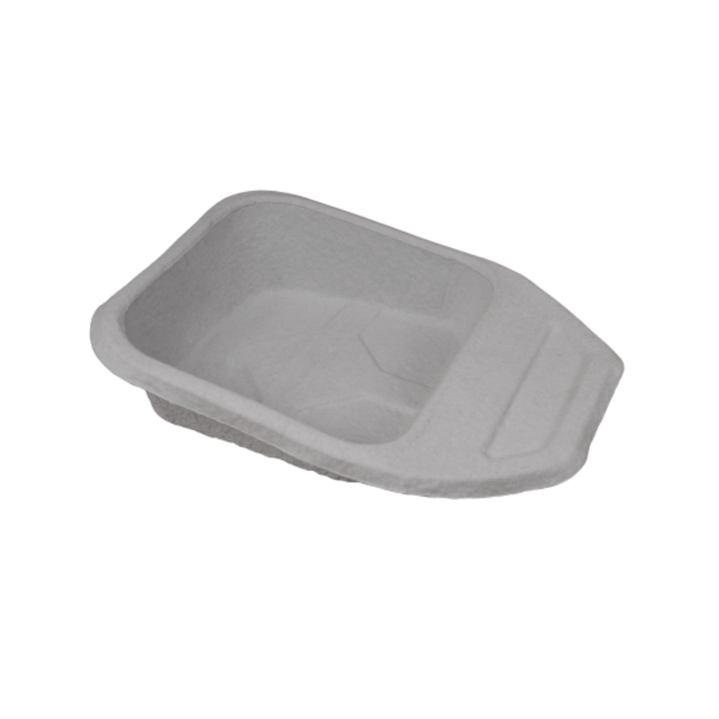 Disposable Maxi slipper pan 2L/ 100pc