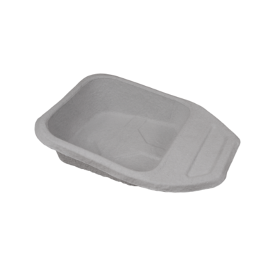 Disposable Maxi slipper pan 2L