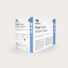 Mölnlycke Gant Biogel Eclipse Indicator System, stérile, latex