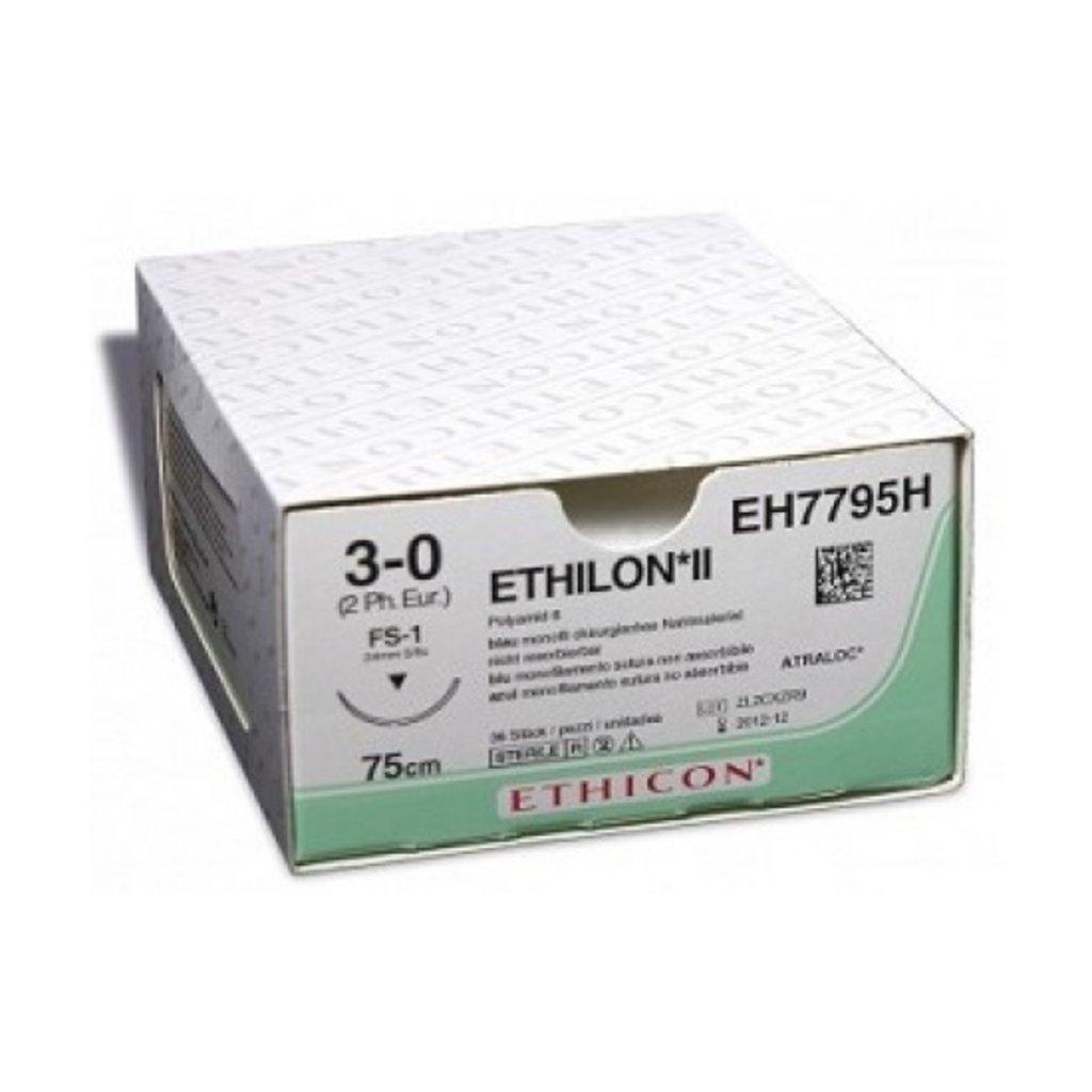 Ethicon Ethilon 3-0
