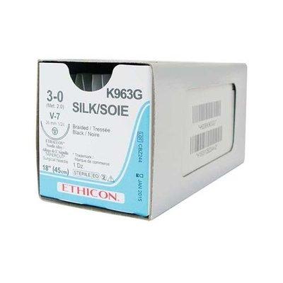 Ethicon Silk 6-0