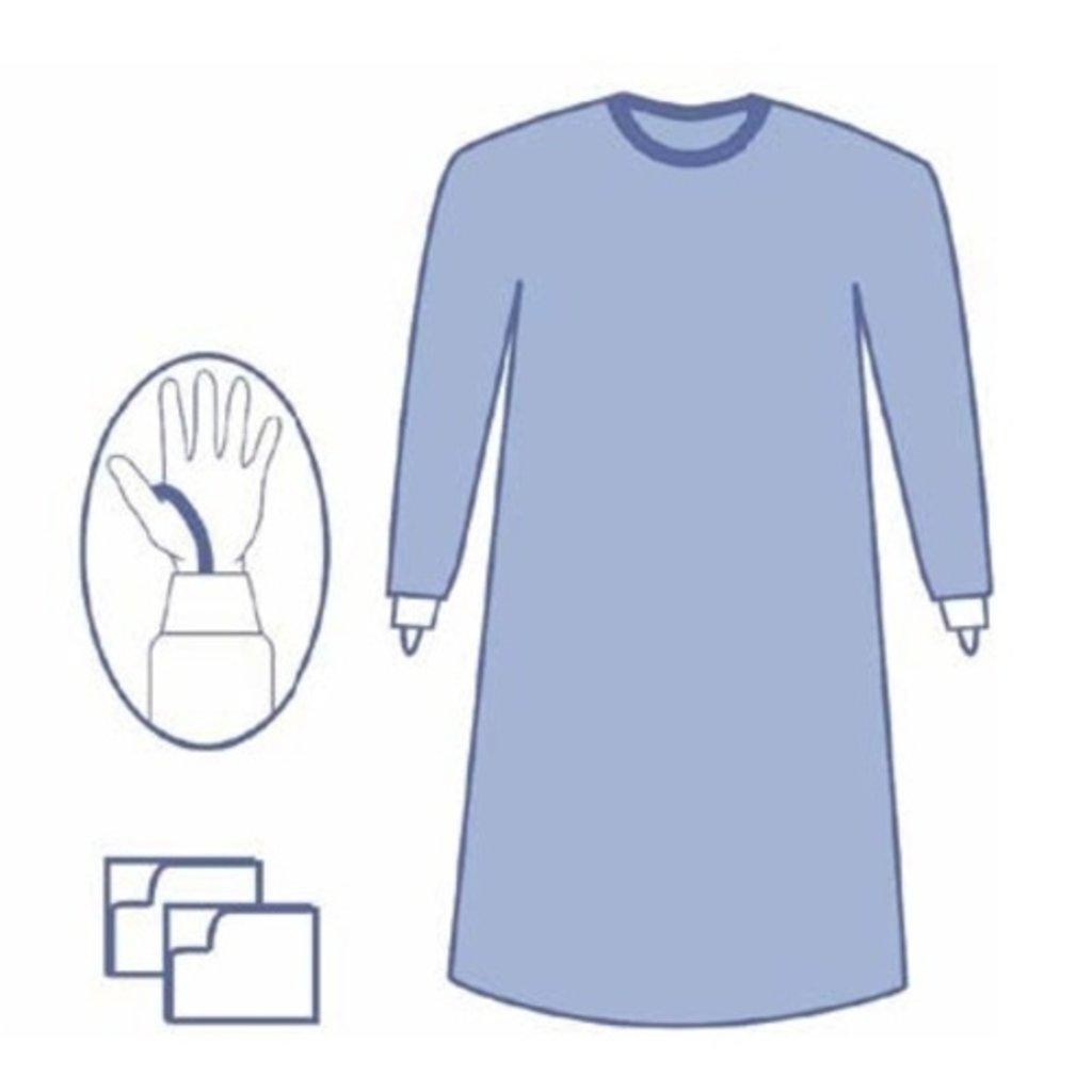 Medline Essential Casaques de chirurgie