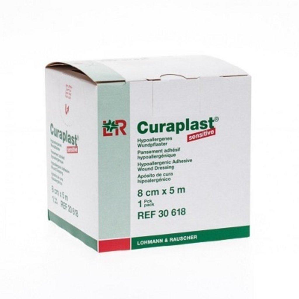 Lohmann & Rauscher Enduit enroulé Curaplast Sensitive