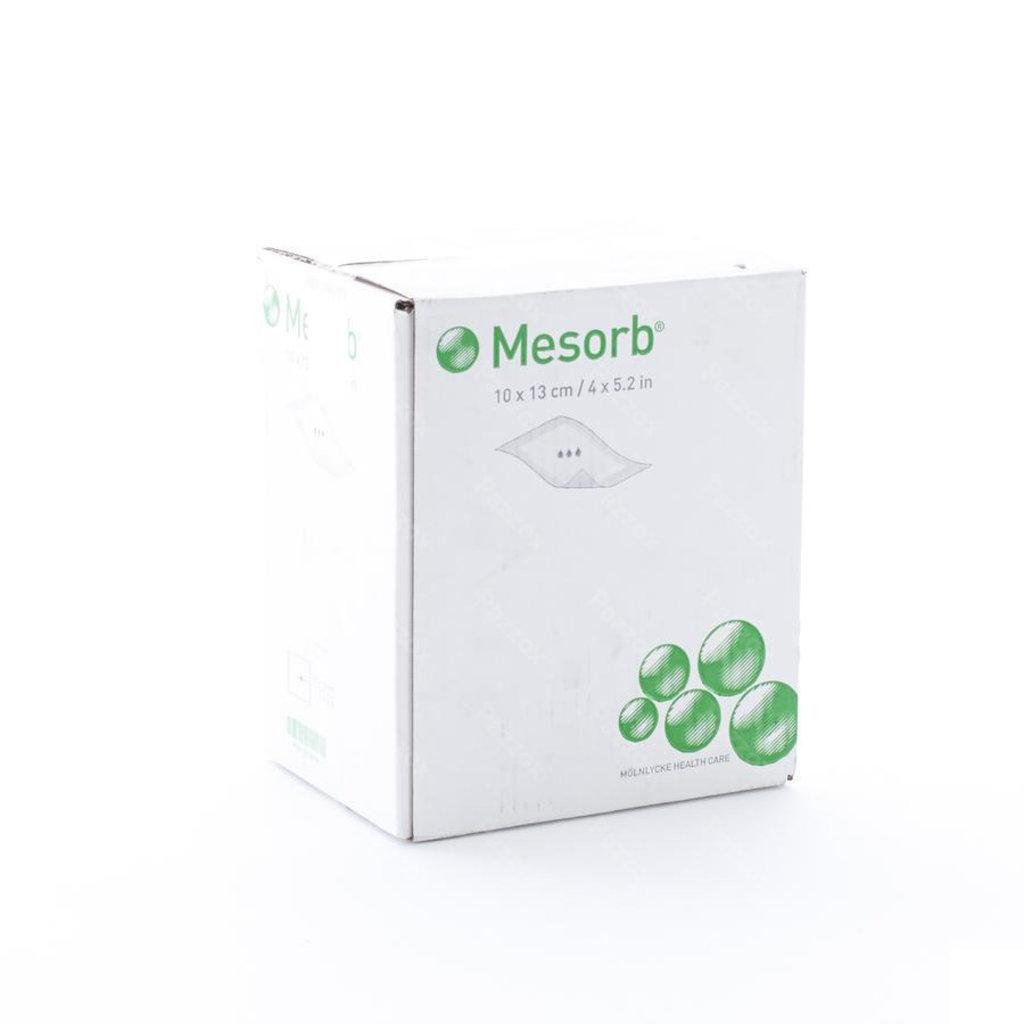 Mölnlycke Mesorb® zacht sterk absorberend verband