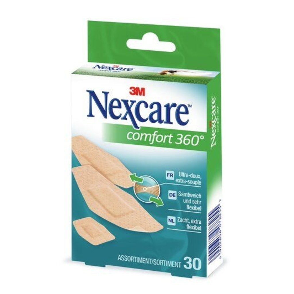 3M Pansements Nexcare ™ Comfort 360 °