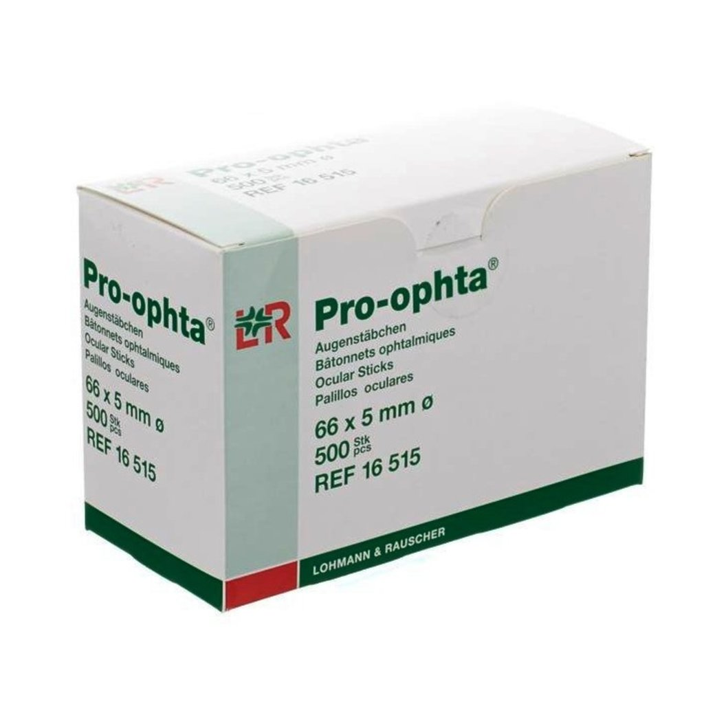 Lohmann & Rauscher Bâtons Pro-Ophta