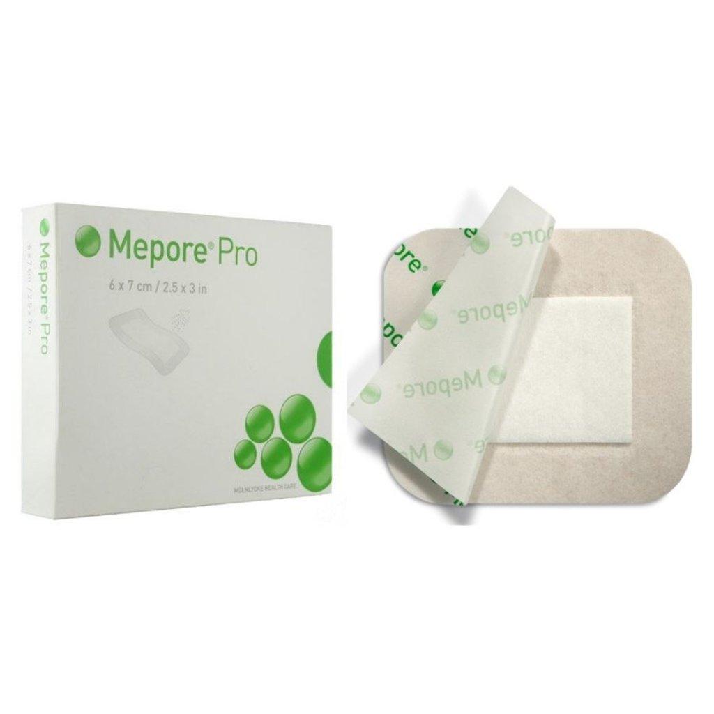 Mölnlycke Mepore® Pro waterdicht  chirurgisch wondverband