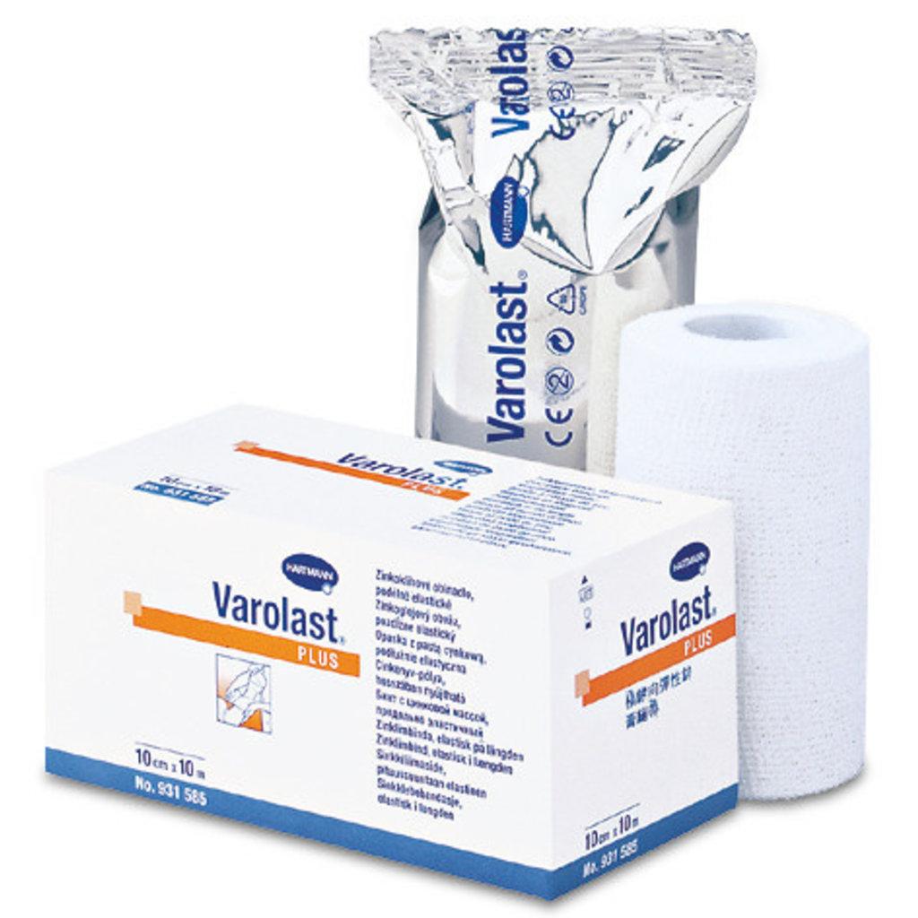 Hartmann Varolast® Plus cxtra vochtige zinklijmzwachtel