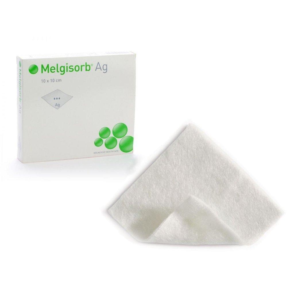 Mölnlycke Melgisorb® Ag vinaigrette à l'alginate