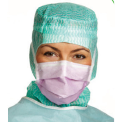Mölnlycke Masques chirurgicaux Type IIR, réf. 4236 - BARRIER (50pc)