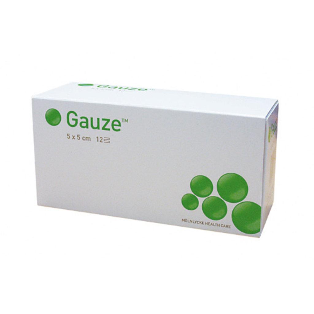 Mölnlycke GauzeTM Compresse de gaze 8L