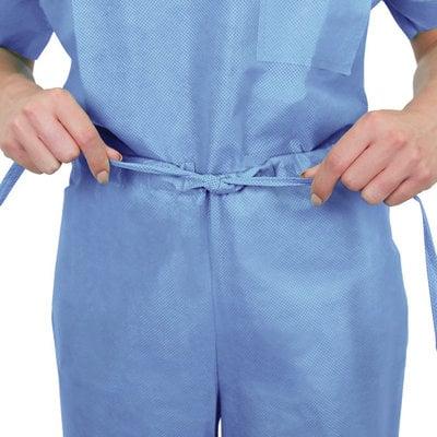 Medline Pyjamas de bloc Pantalons