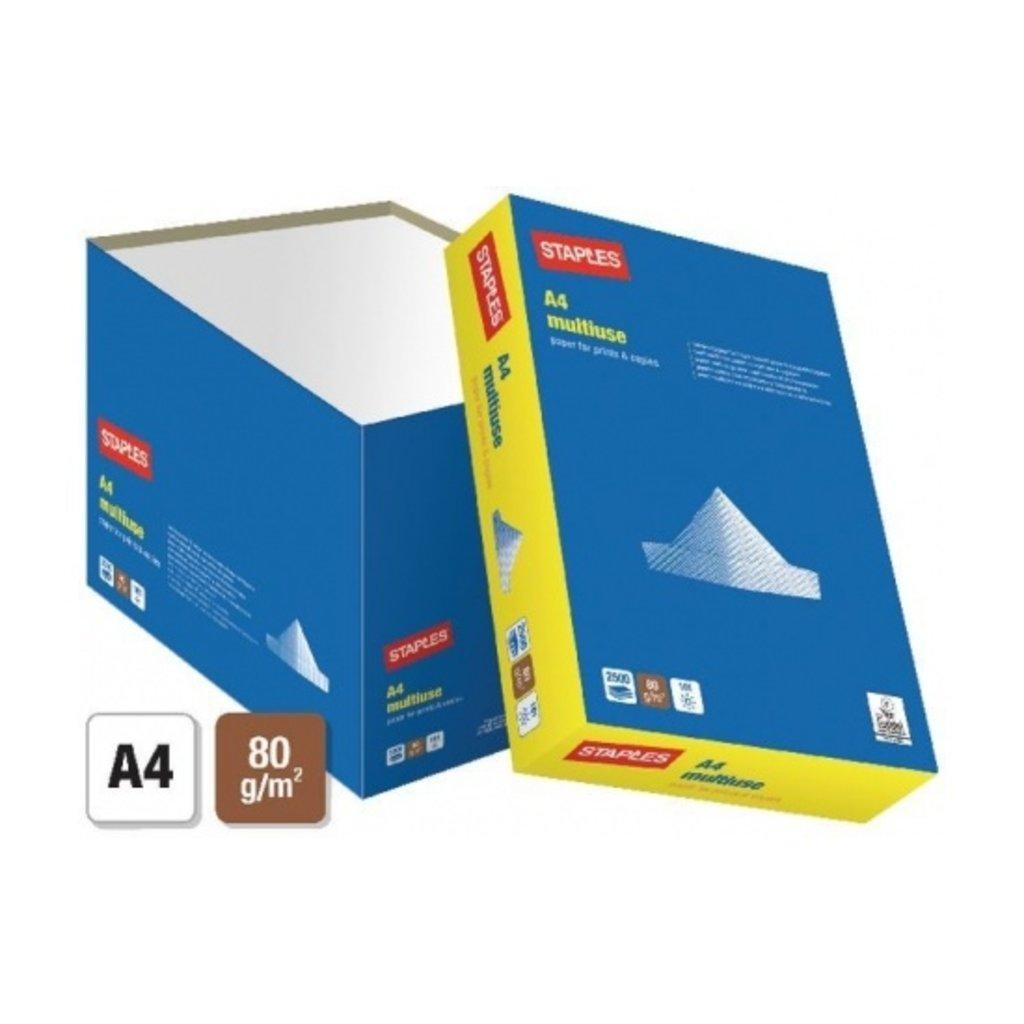 Papier A4 SPLS 80g Multiusage / 2500v