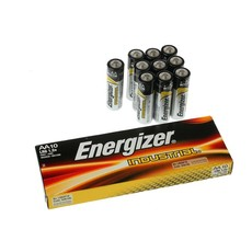 Batterie Energizer Industrial AA / 10pc