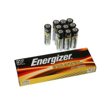 Batterij Energizer Industrial AA/ 10st