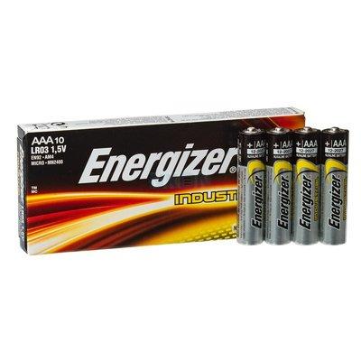 Batterij Energizer Industrial AAA/ 10st