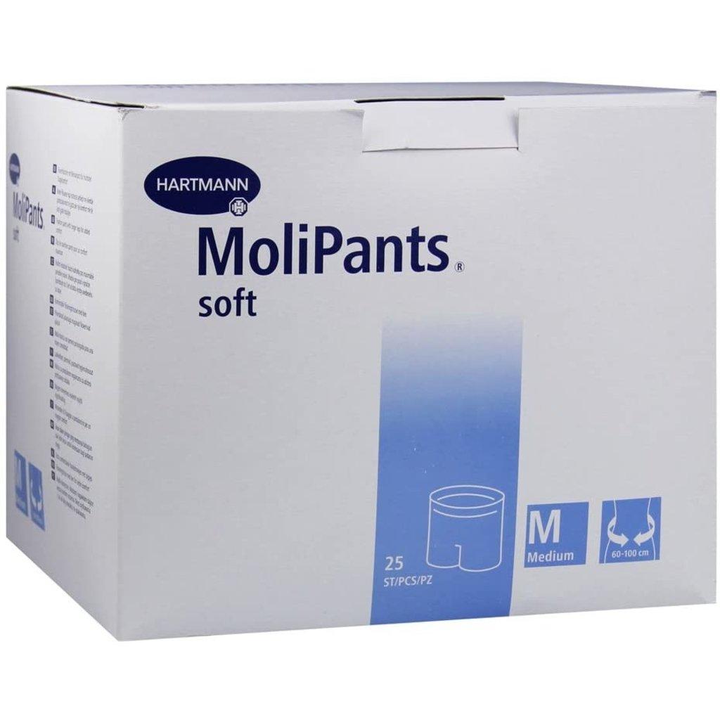 Hartmann MoliPants Soft (25pc)