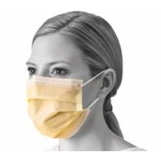 Medline Masques chirurgicaux Type II, réf. NONE27122 (6x50pc)