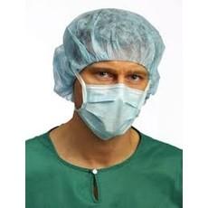 Mölnlycke Masques chirurgicaux Type II, réf. 4330- BARRIER (50pc)