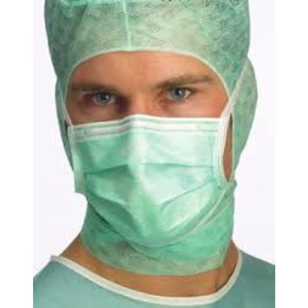 Mölnlycke Masques chirurgicaux Type II, réf. 4302- BARRIER (60pc)