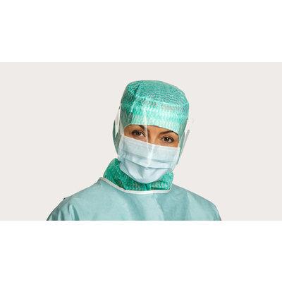 Mölnlycke Masques chirurgicaux Type IIR, réf. 4232 - BARRIER (25pc)
