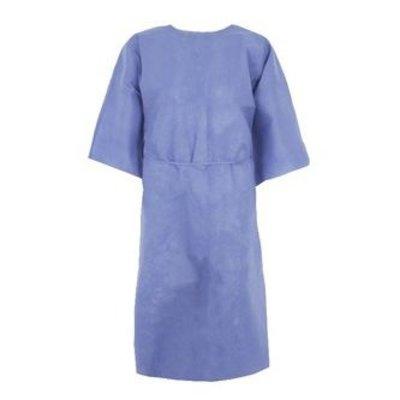 Medline Patiëntenhemd met korte mouwen Large (50st)