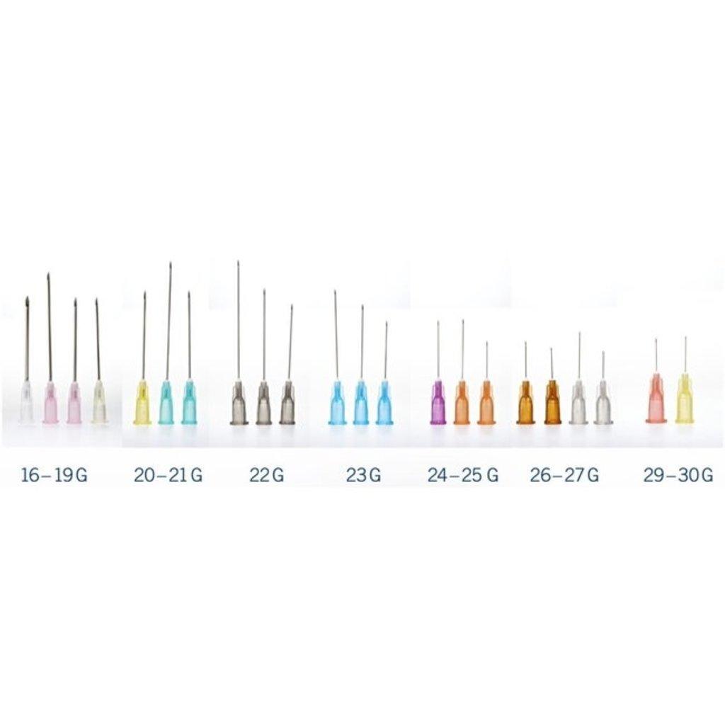 Onemed  KD-FINE injectienaald - verschillende maten (per 100 stuks)