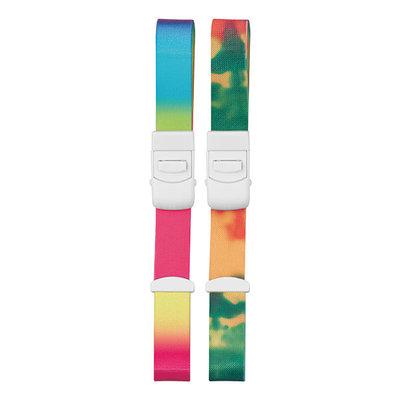 Servoprax GmbH Stuwband met kunststof sluiting in herfstkleuren