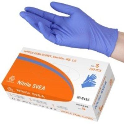Evercare Evercare nitrile SVEA AQL1.0 handschoenen onsteriel pdv maat XS (150 stuks)