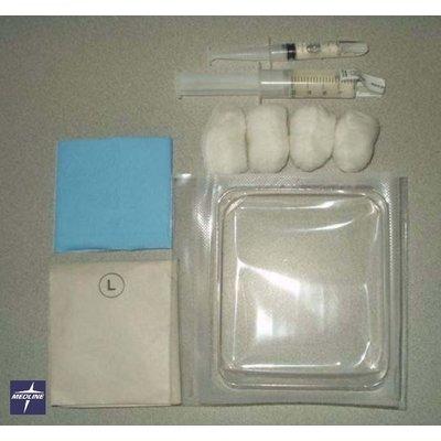 Set de cathéter version de base sans gants (16 pièces)