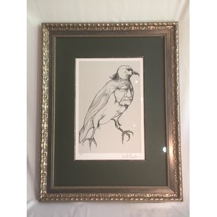 De Wonderkamer Framed lithography Urbino