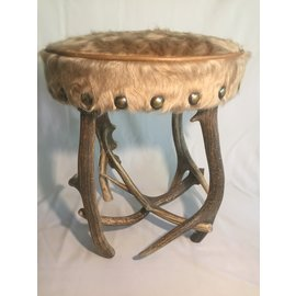 De Wonderkamer Stool of antlers