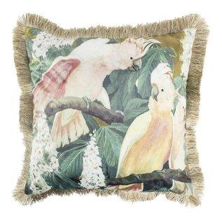 Mars&more Cushion Cockato (velvet)