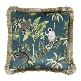Mars&more Cushion Monkey (velvet)