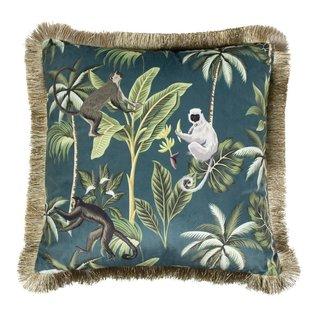 Mars&more Cushion Monkey (velvet)