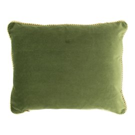 Mars&more Cushion Apple Green (velvet)