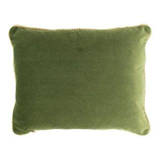 Mars&more Cushion Apple Green (velvet)