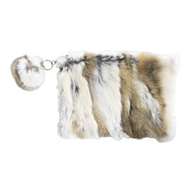 De Wonderkamer Rabbit fur pencil case