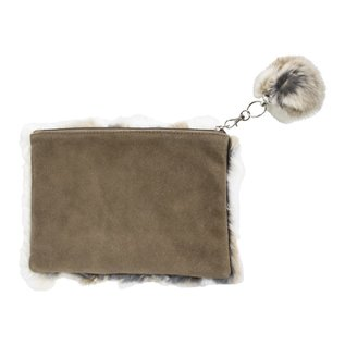 De Wonderkamer Rabbit fur pencil case