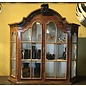 Antiek Display cabinet