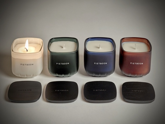 PIET BOON Fragrance Candle GREEN 10AM Small-5