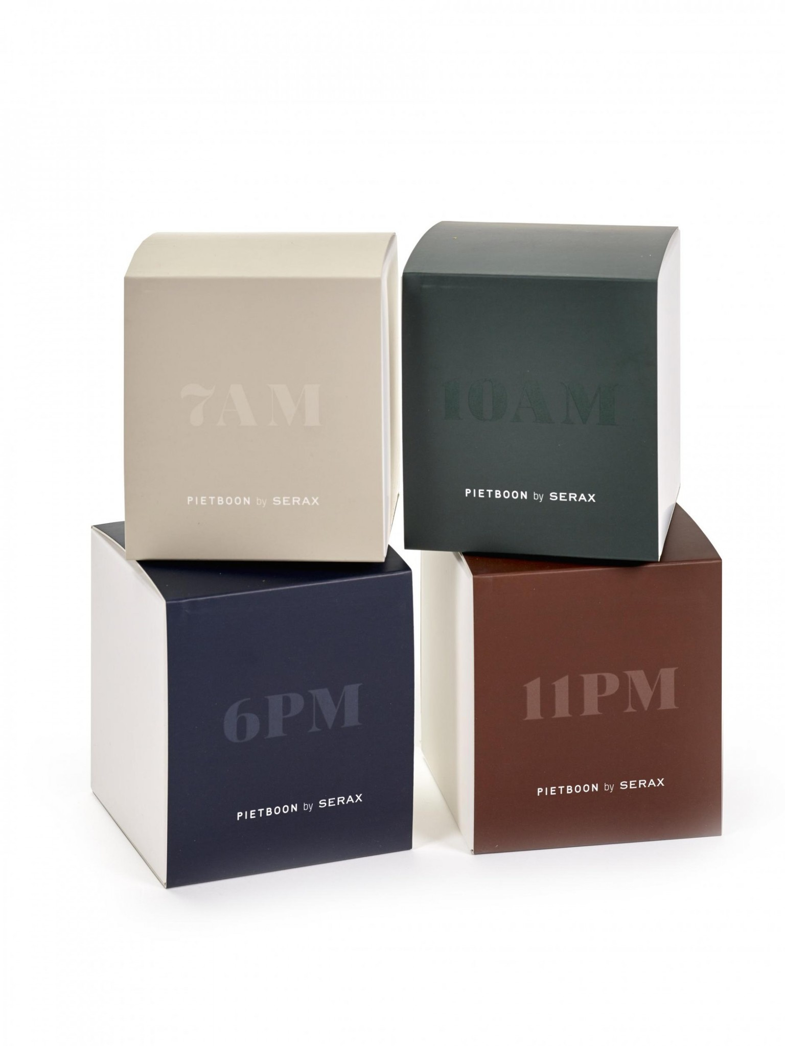 PIET BOON Fragrance Candle GREEN 10AM Small-6