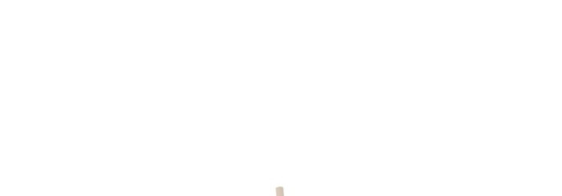 Kaars Cilinder -  Peach (small - 18h)