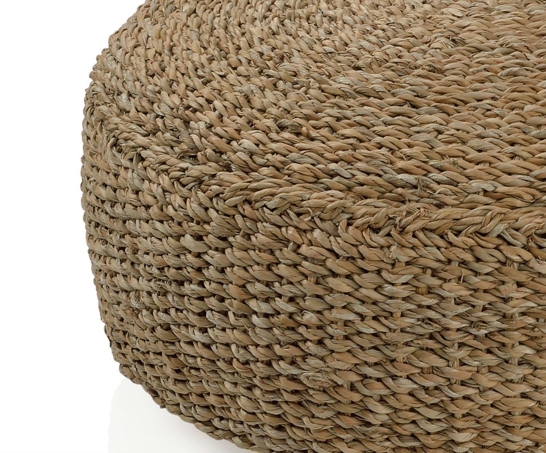 Rond zitkussen - Seagrass D 60 x 20 cm (ENKEL AFHAAL)-3