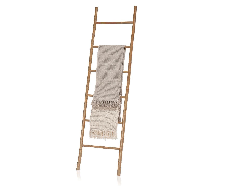 Decoratieve Ladder - Bamboo 55 x 200 cm (ENKEL AFHAAL)-1