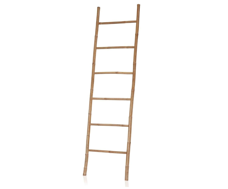 Decoratieve Ladder - Bamboo 55 x 200 cm (ENKEL AFHAAL)-2