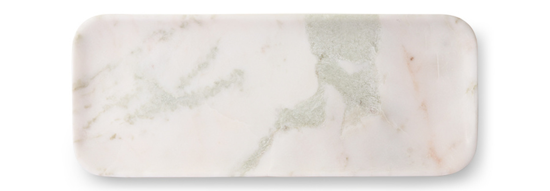 Dienblad WHITE PINK